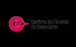 logo Cambra de comerç de Barcelona