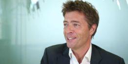 Philippe Deltombe en una entrevista para ACCIÓ sobre la propiedad intelectual en China