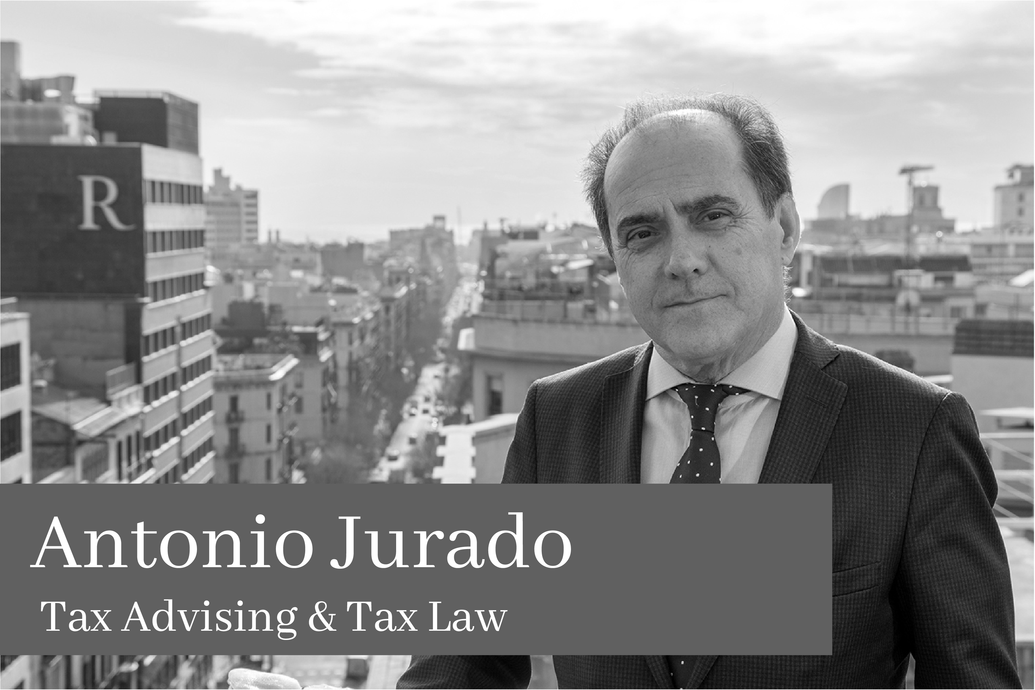 Antonio Jurado Salazar Tax Advising & Tax Law