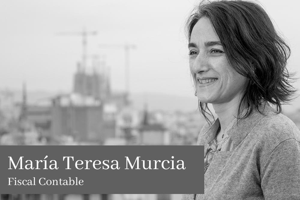 María Teresa Murcia Moreno Fiscal Contable AGM Abogados