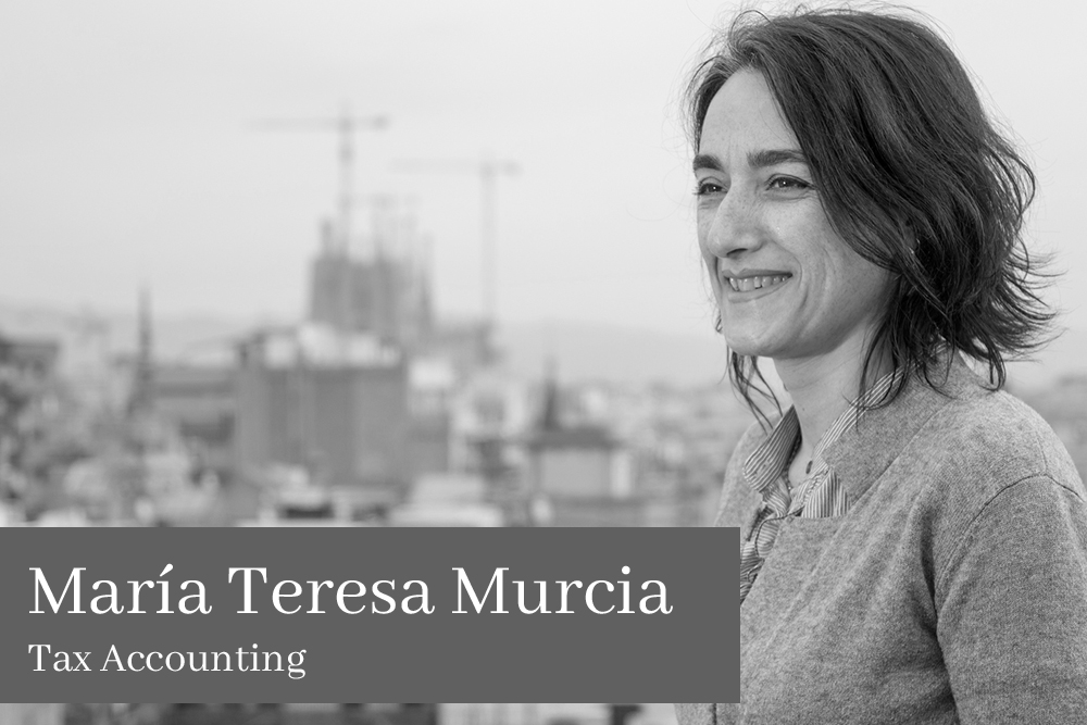 María Teresa Murcia Moreno Tax Accounting