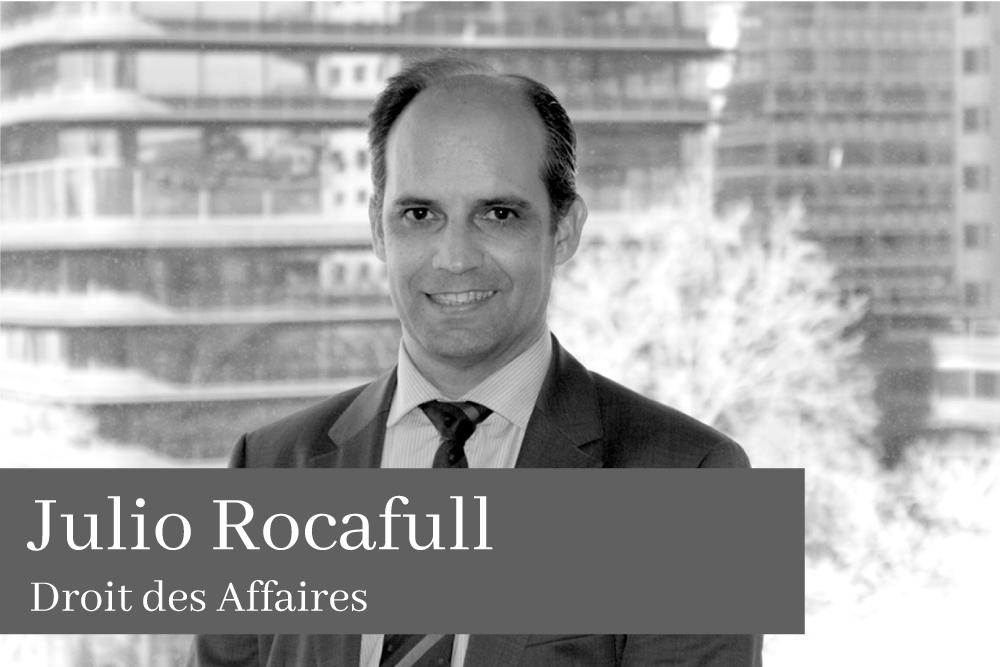 Julio Rocafull Droit des Affaires