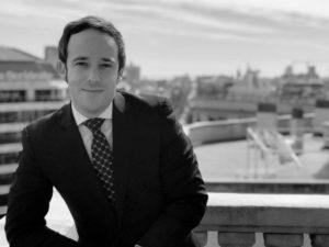 Xavier de Bernat, entrevistado en Falling in Law