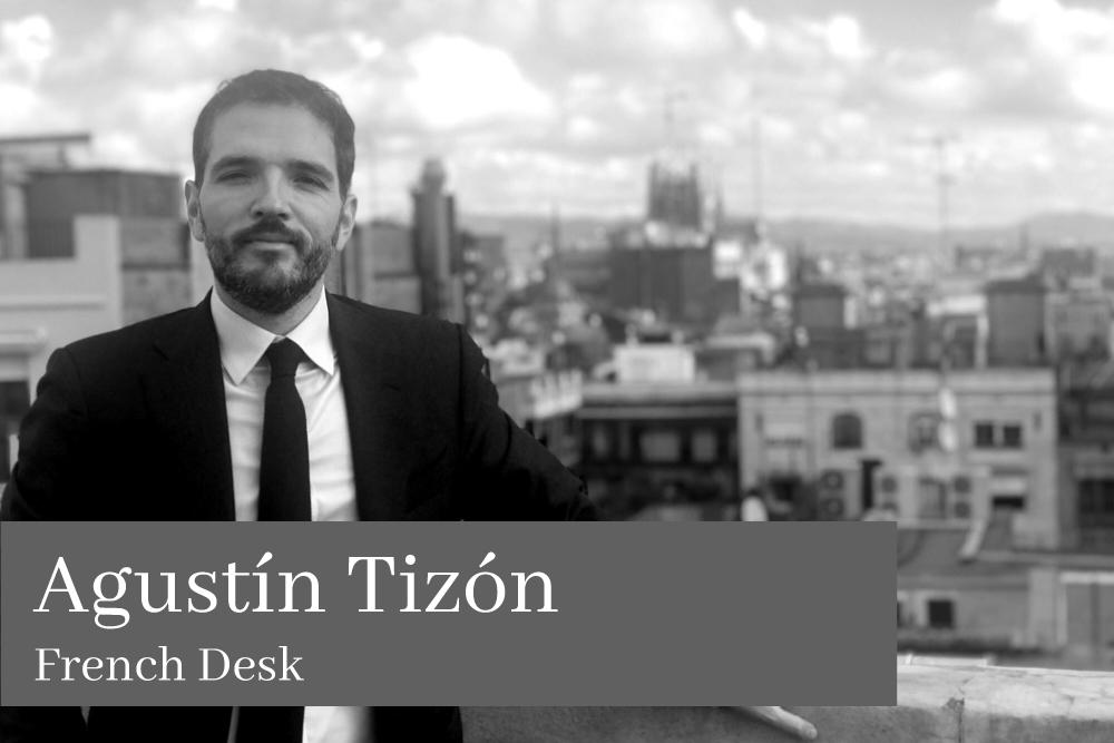 Agustín Tizón Gutiérrez French Desk AGM Abogados
