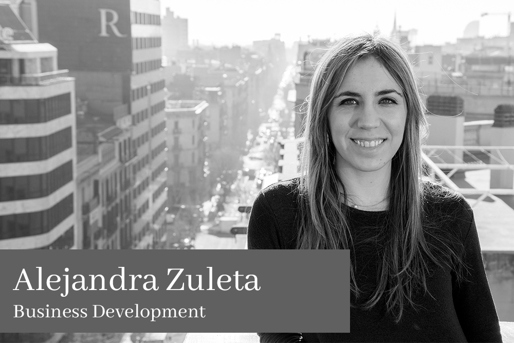 Alejandra Zuleta Business Development