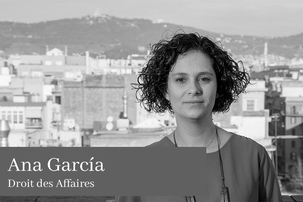 Ana García Lucero AGM Avocats Droit des Affaires
