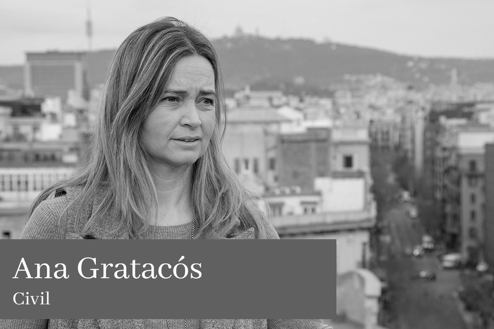 Ana Gratacós Grau Civil AGM Lawyers