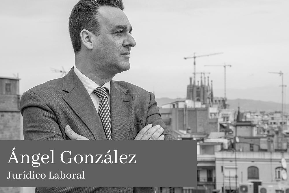 Ángel Manuel González Martínez Jurídico Laboral AGM Abogados
