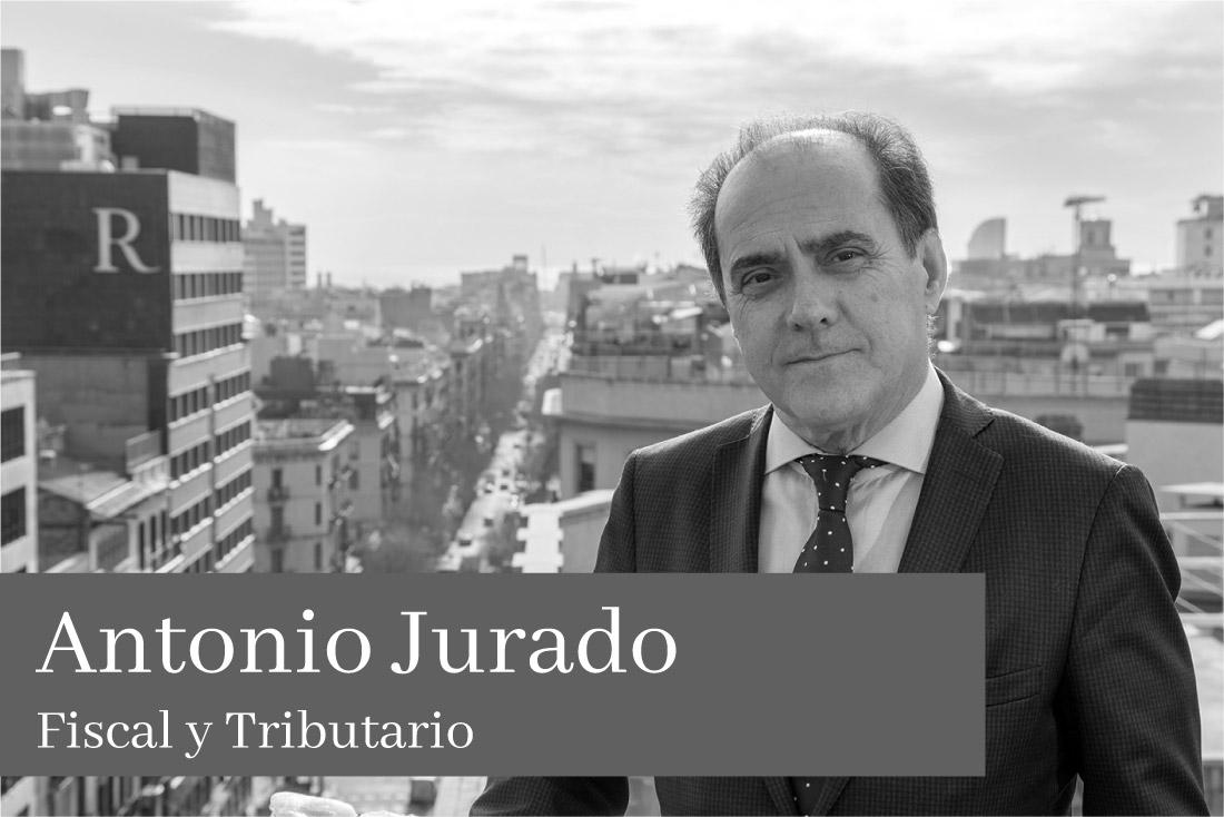 Antonio jurado Fiscal y Tributario