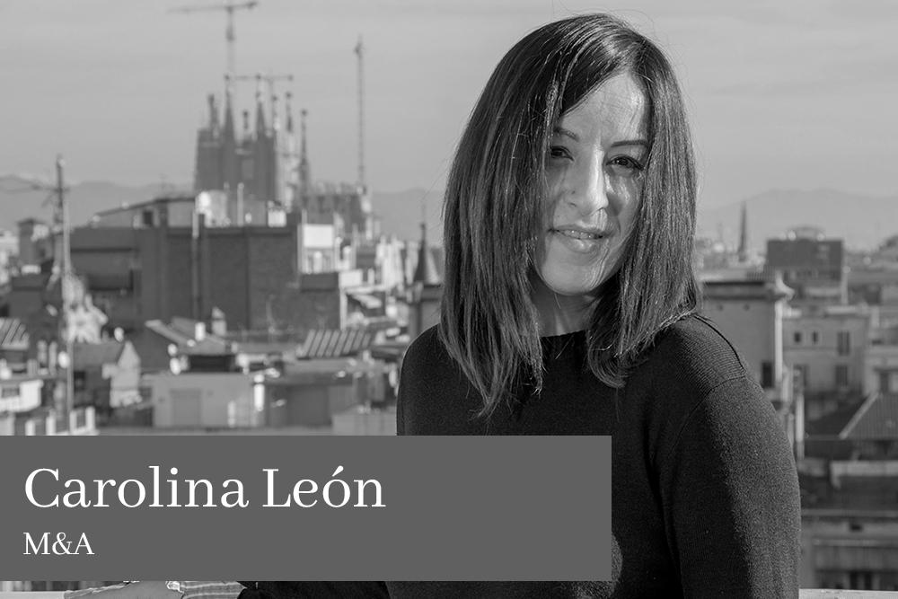 Carolina León Fernández M&A AGM Abogados