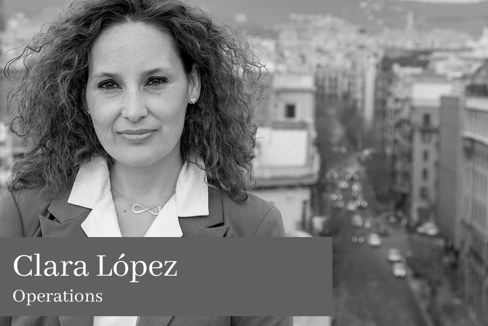 Clara López Rial Operations AGM Lawyers