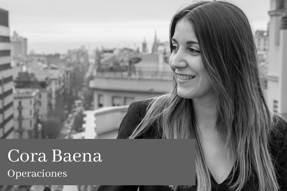 Cora Baena Pérez Operaciones AGM Abogados