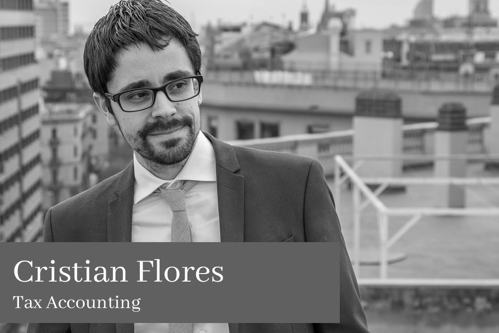 Cristian Flores García Tax Accounting