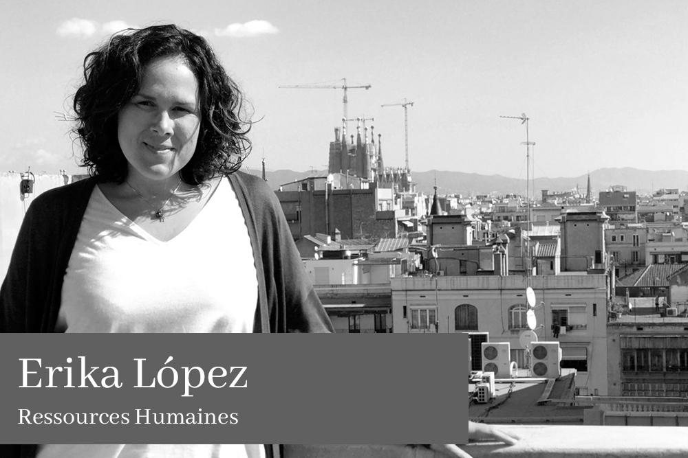 Erika López Noblom Ressources Humaines