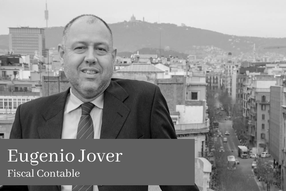 Eugenio Jover Espinosa Fiscal Contable AGM Abogados
