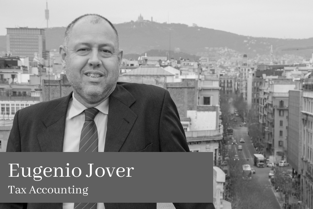 Eugenio Jover Espinosa Tax Accounting