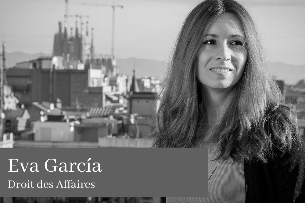 Eva García Garrigos AGM Avocats Droit des Affaires