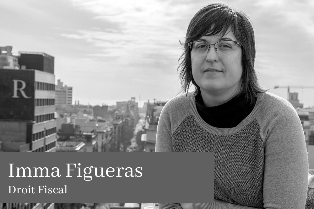 Imma Figueras Sánchez Droit Fiscal