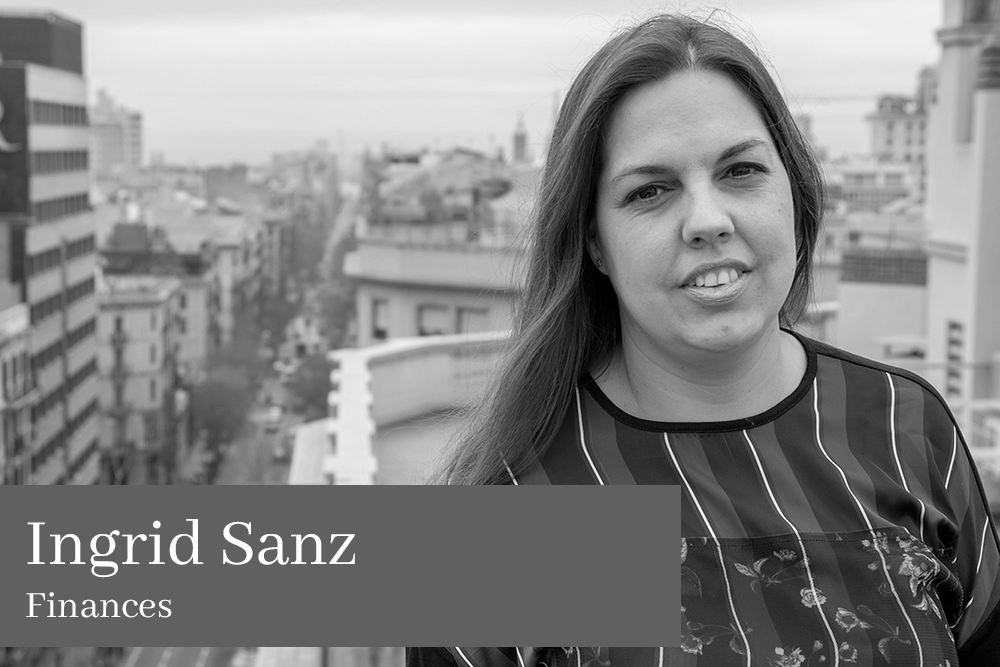 Ingrid Sanz Vilchez Finances