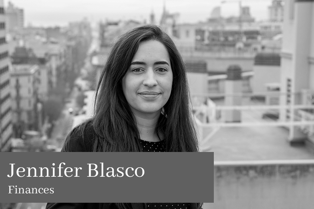 Jennifer Blasco Badia Finances
