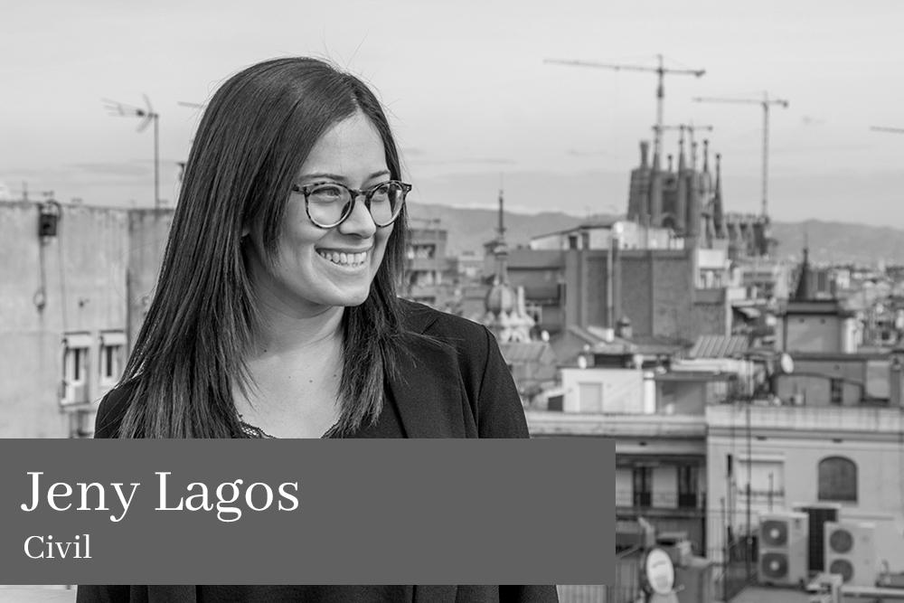 Jeny Lagos Rivera Civil AGM Abogados
