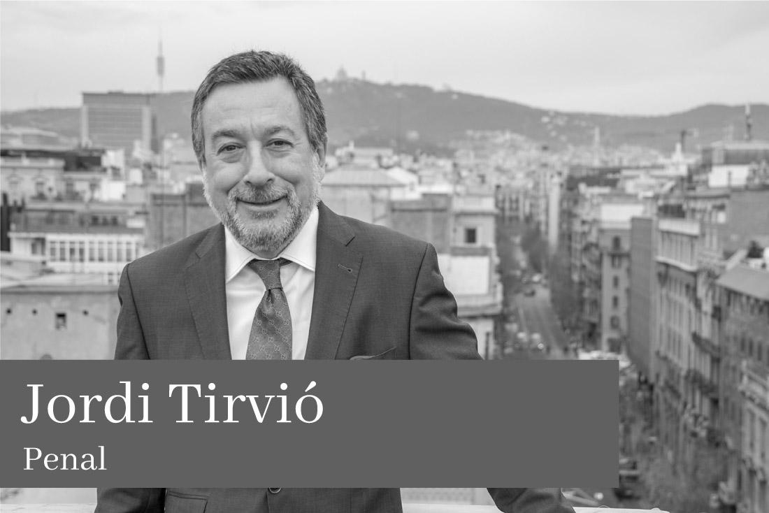 Jordi Tirvio Penal