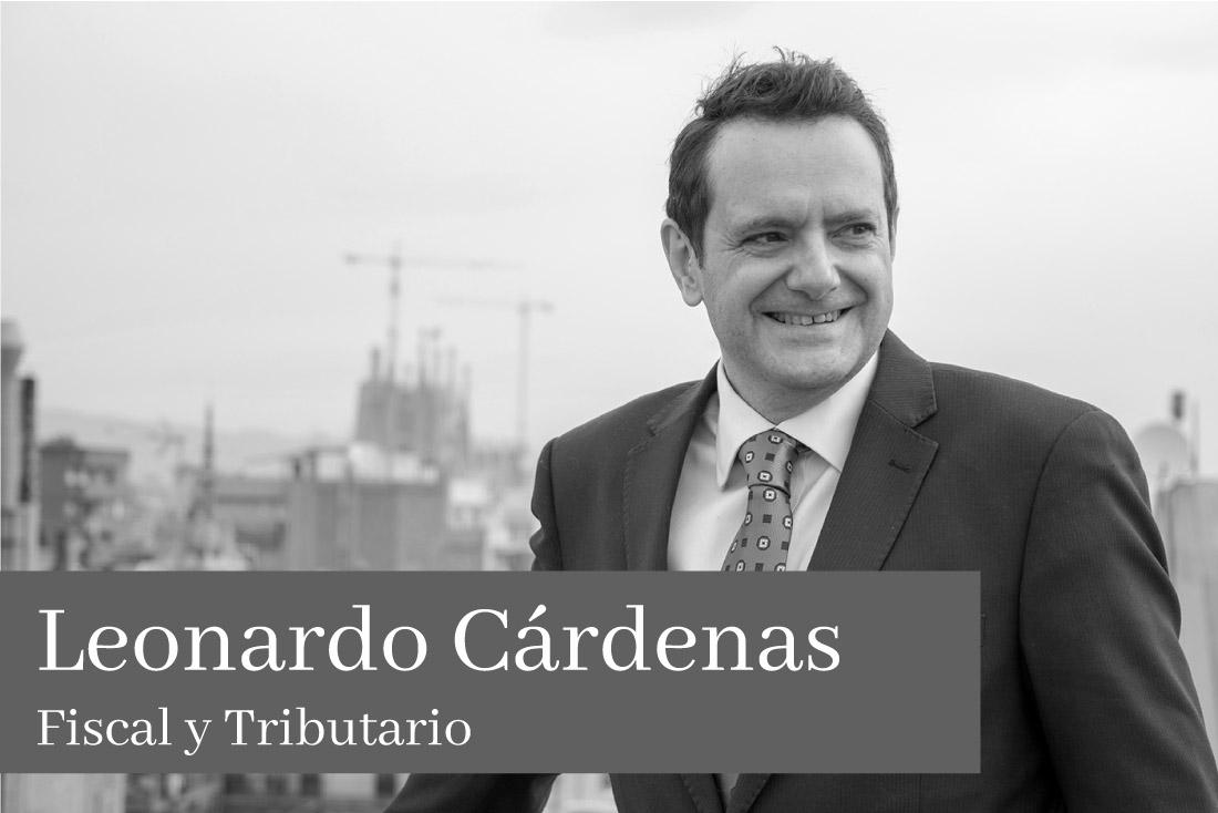 Leonardo Cardenas Fiscal y Tributario