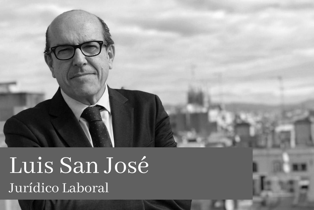 Luis San Jose Juridico Laboral