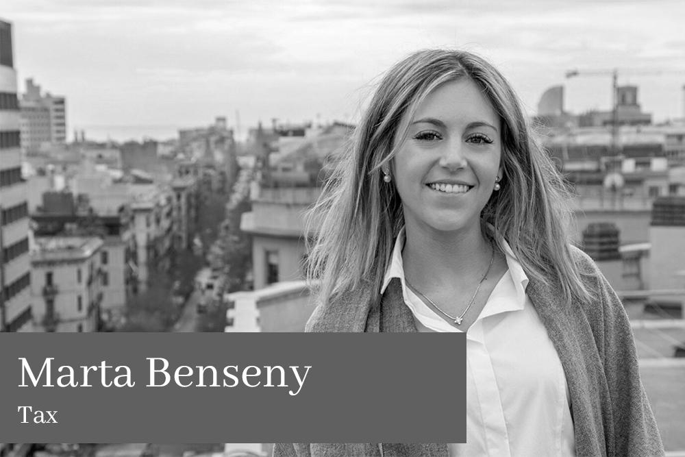 Marta Benseny Almirall Tax