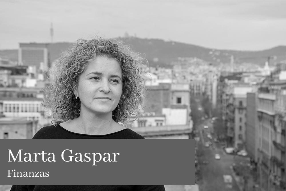 Marta Gaspar Pinazo Finanzas AGM Abogados