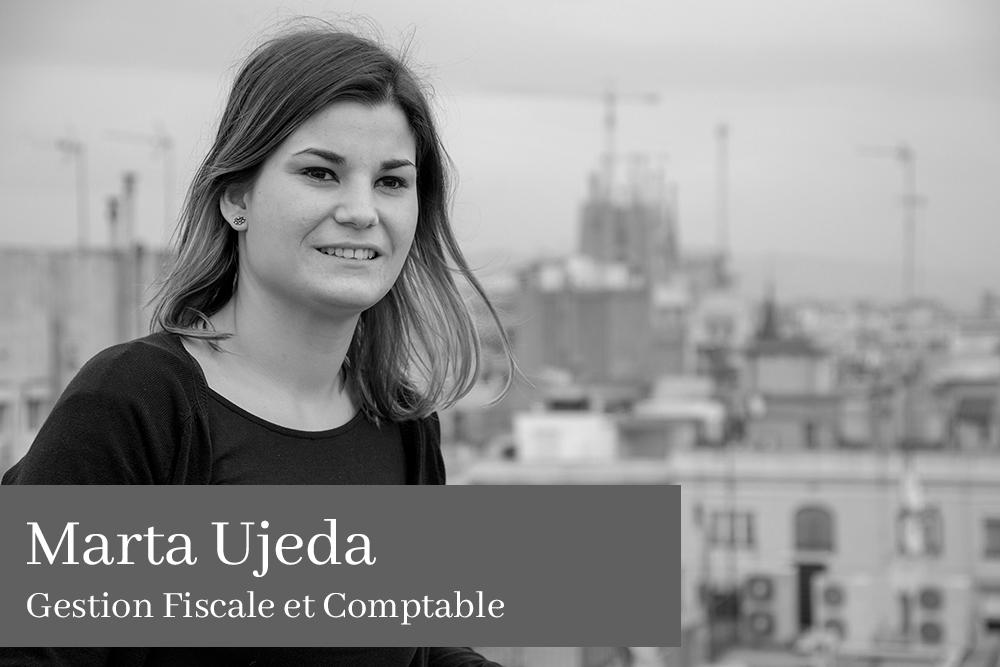 Marta Ujeda Bravo Gestion Fiscale et Comptable