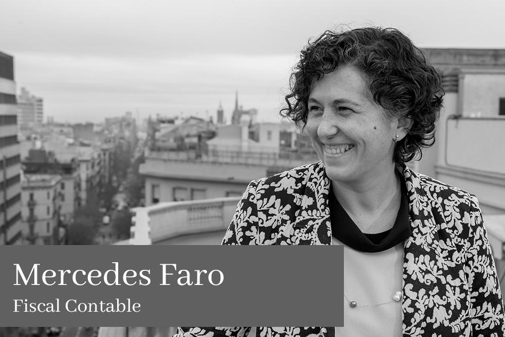Mercedes Faro Vidal Fiscal Contable AGM Abogados