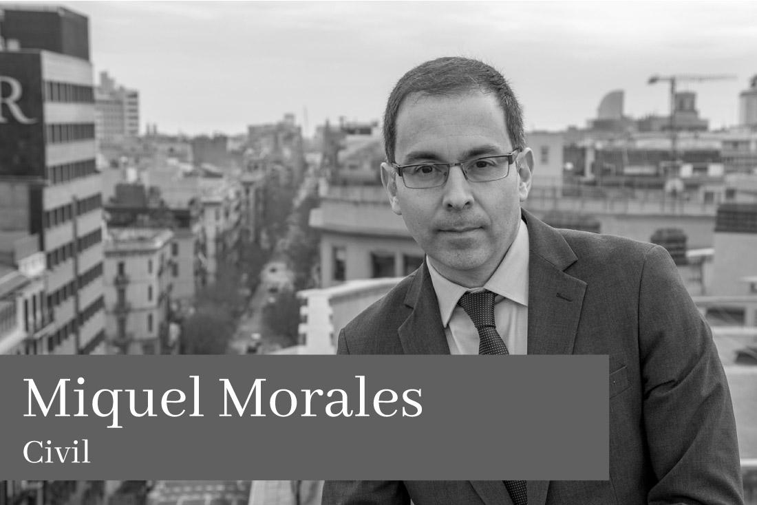 Miquel Morales Civil