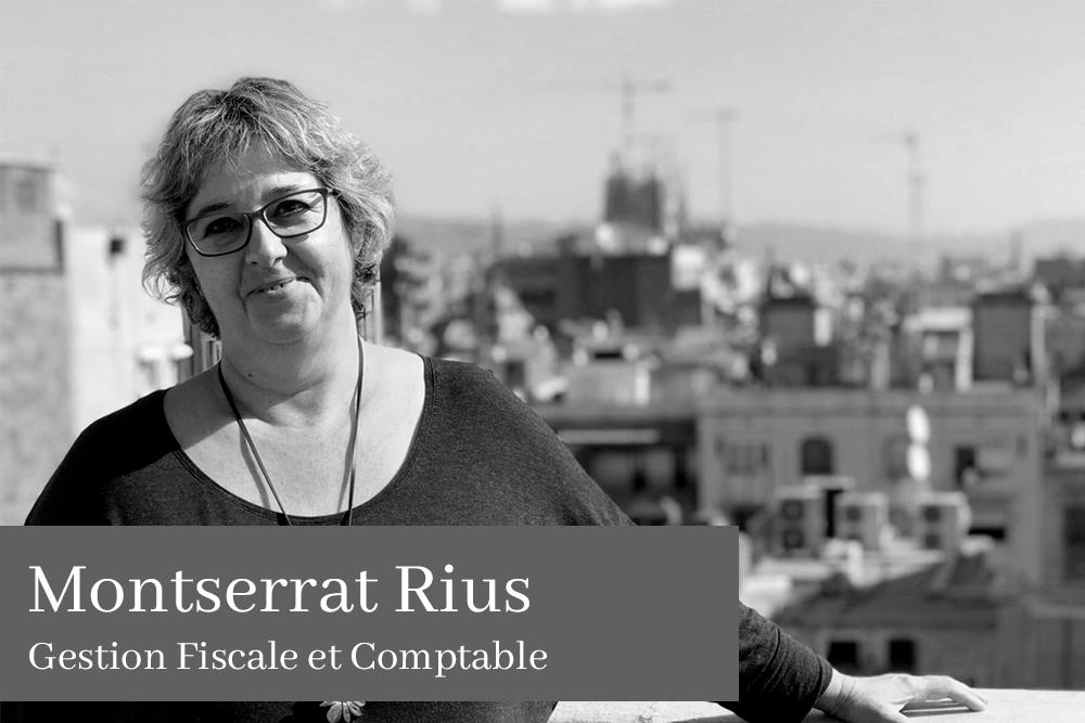 Montserrat Rius Gil Gestion Fiscale et Comptable