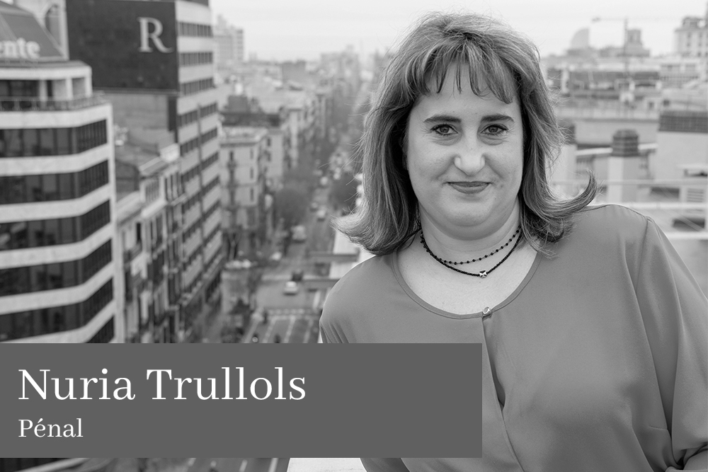 Nuria Trullols Ruau Pénal AGM Avocats