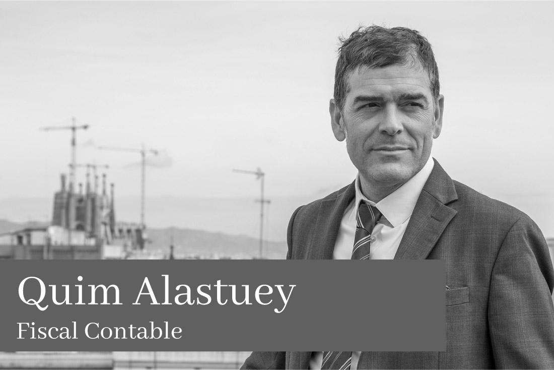 Quim Alastuey Fiscal Contable