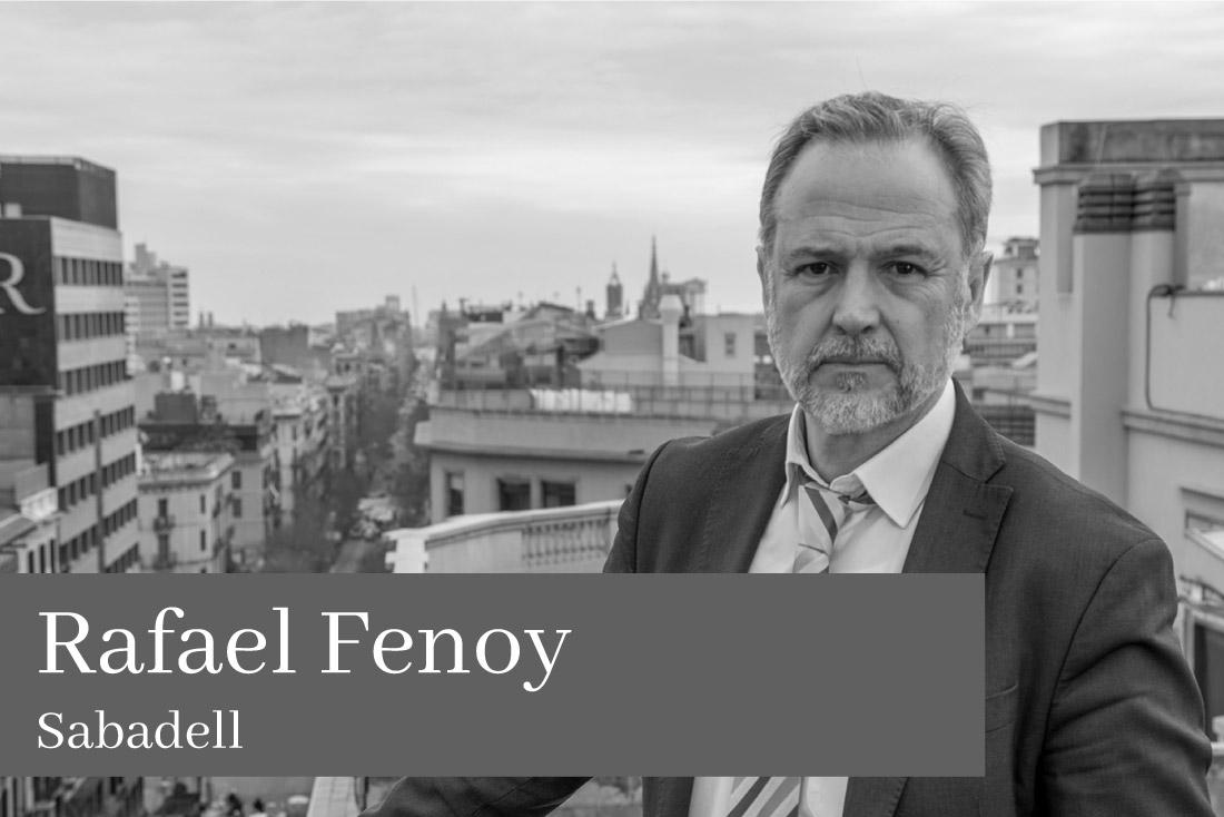Rafael Fenoy AGM El Equipo