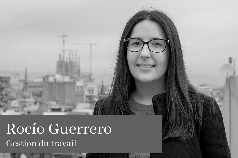 Rocío Guerrero Ayala Gestion du travail