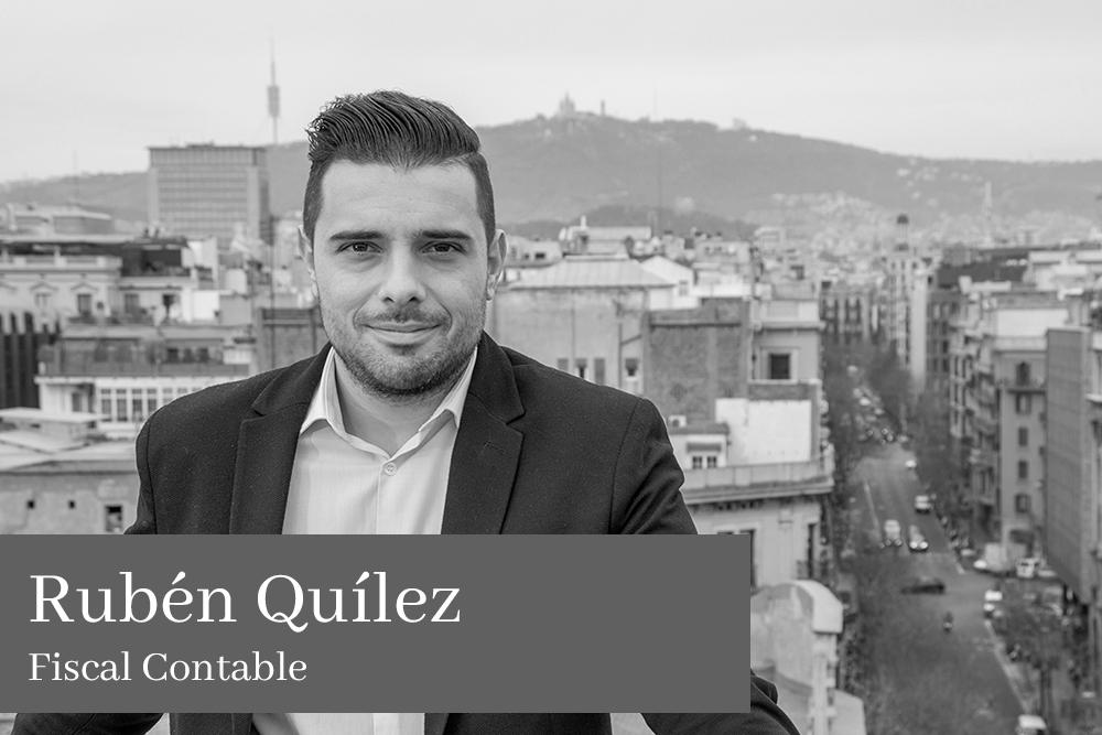 Rubén Quílez Ferrando Fiscal Contable AGM Abogados