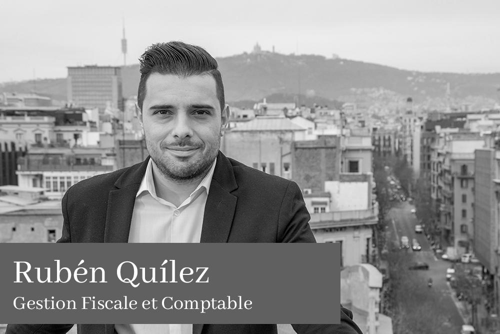 Rubén Quílez Ferrando Gestion Fiscale et Comptable