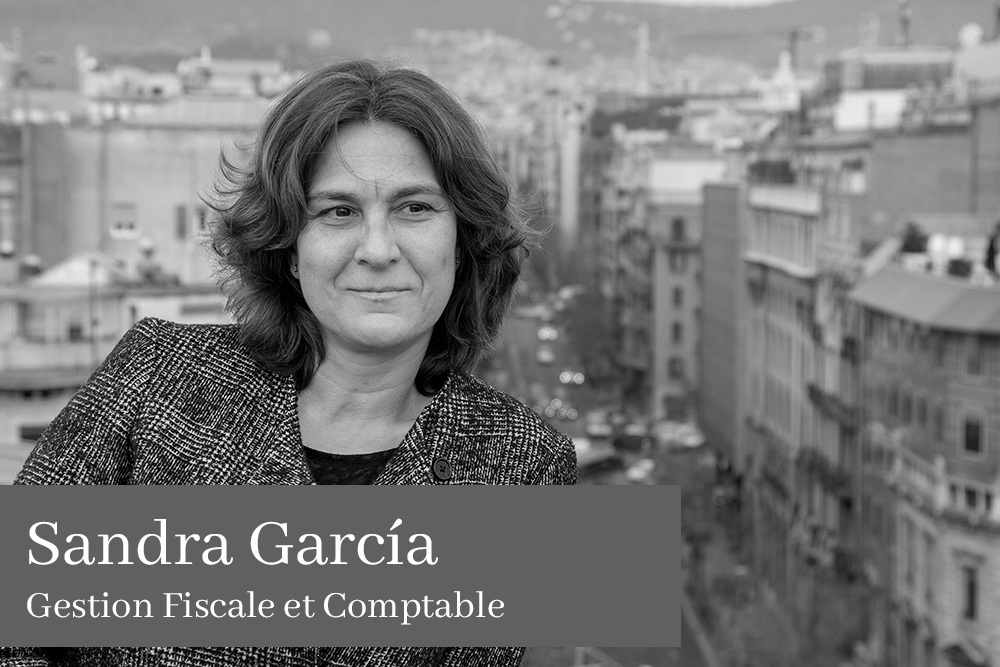 Sandra García Sanz Gestion Fiscale et Comptable
