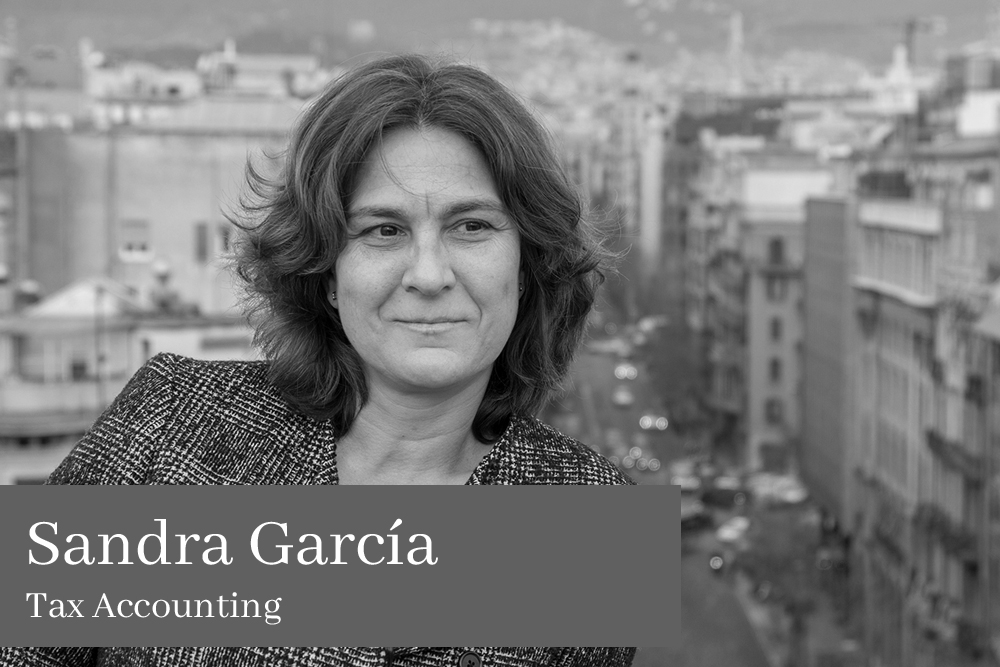 Sandra García Sanz Tax Accounting