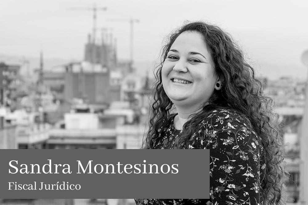 Sandra Montesinos Rodríguez Fiscal Jurídico AGM Abogados