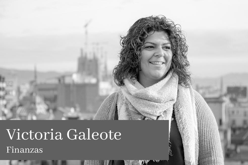 Victoria Galeote Tomé Finanzas AGM Abogados