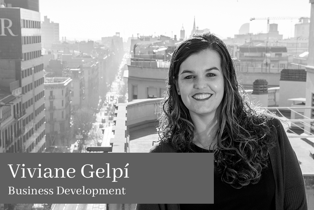 Viviane Gelpí Wenger Business Development AGM