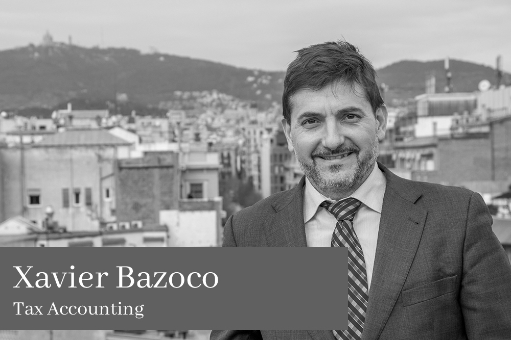 Xavier Bazoco García Tax Accounting