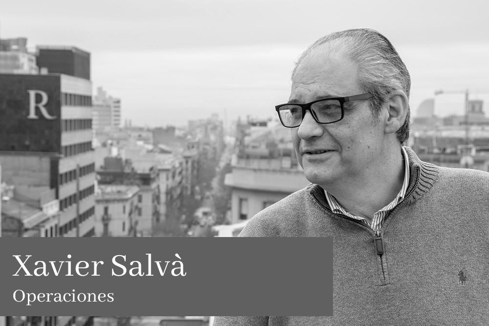 Xavier Salvà Guim Operaciones AGM Abogados