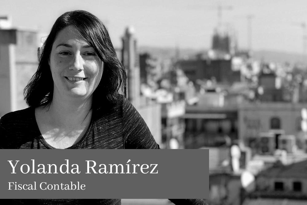 Yolanda Ramírez Márquez Fiscal Contable AGM Abogados