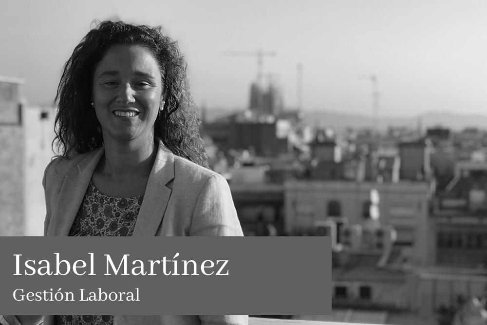 Isabel Martínez Gestión Laboral