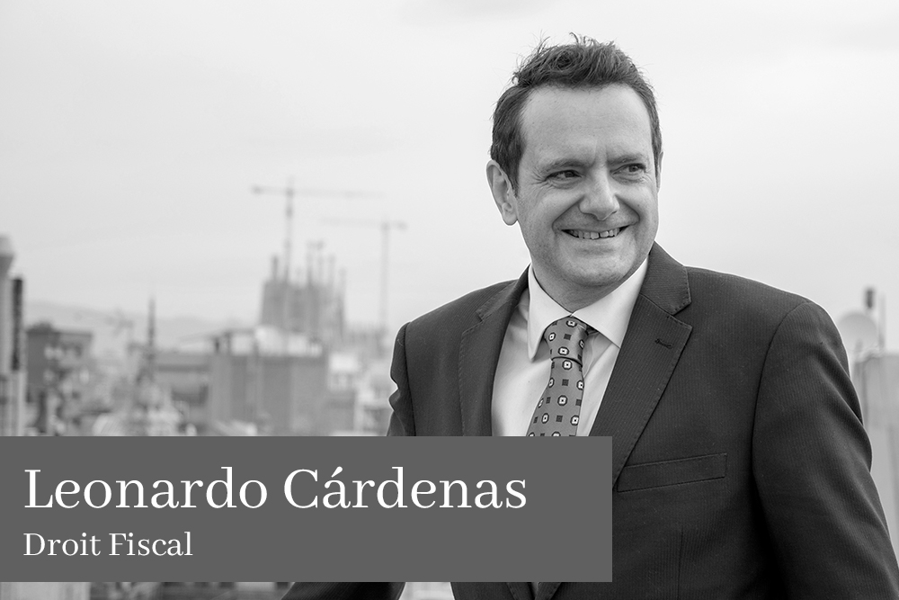 Leonardo Cardenas Droit Fiscal L'équipe
